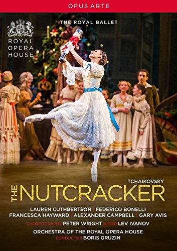 Tschaikowsky: Der Nussknacker (Royal Opera House, 2016) [DVD]