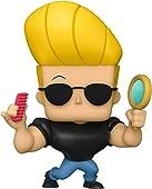 Funko Pop! Animation: Johnny Bravo - Johnny with Mirror & Comb