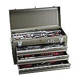 KTC 9.5sq. 91点工具セット ツールセット オリーブドラブ 限定カラー SK39120XODEM