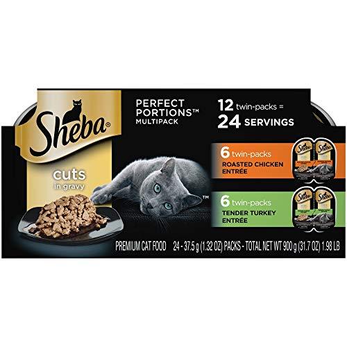 Best sheba cat food rating