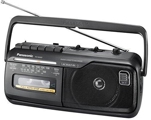 Panasonic -   RX-M40DE-K Mono