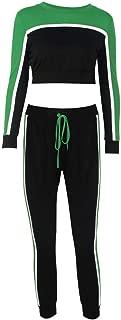LISTHA Tracksuit Sweatshirt Pants Sets Women 2Pcs Sports Long Sleeve Casual Suit