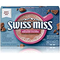 12 Pack Swiss Miss Milk Chocolate Flavor Hot Cocoa Mix (8-Count)