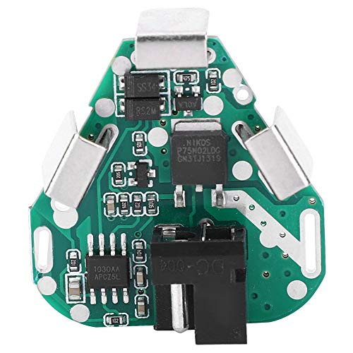 3pcs 18650 3s Li-ion Lithium Battery Protection Board Power Tool Charging Drill for Cordless Electric Drill 10.8V 12.6V