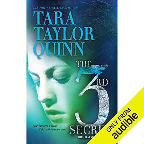 The Third Secret audiobook cover art