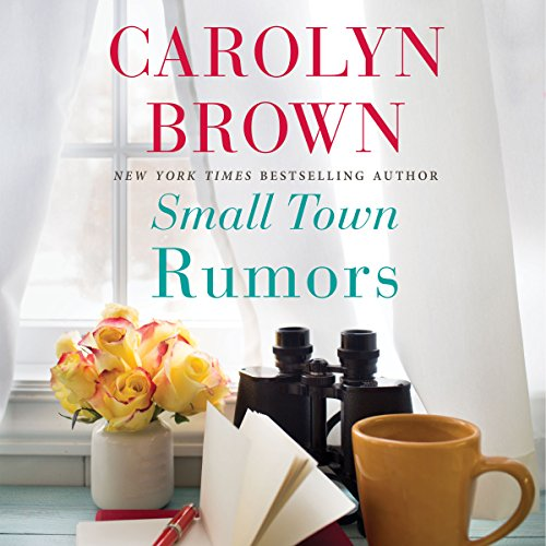 Small Town Rumors audiobook cover art