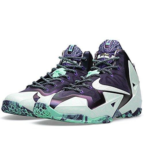 Nike Lebron 11 - AS - 9.5 'Gumbo' - 647780 735