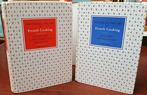Mastering the Art of French Cooking - Volume One and Two SET