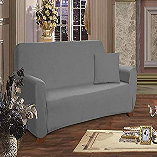 Elegance Linen Collection Luxury Soft Furniture Jersey Stretch SLIPCOVER Chair Linen