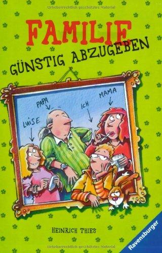Familie günstig abzugeben (Ravensburger Taschenbücher)