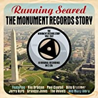 Running Scared - The Monument Records Story 1958-1962 [Import]