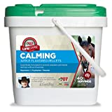 Formula 707 Calming Equine Supplement, 5lb Bucket – L-Tryptophan, Thiamine & Magnesium Provide Support to Improve Focus in Horses