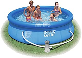INTEX Piscina Easy Set 2,44 m x 76 cm con depuradora