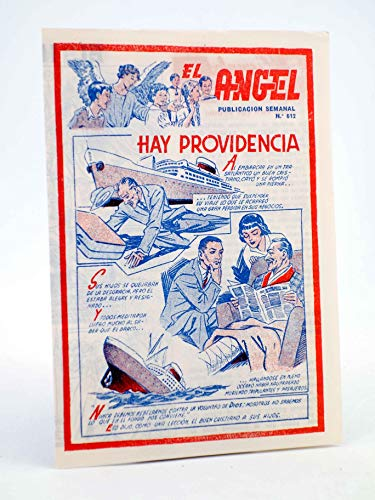 EL ÁNGEL. PUBLICACIÓN SEMANAL Nº 612. Barcelona. Oferta