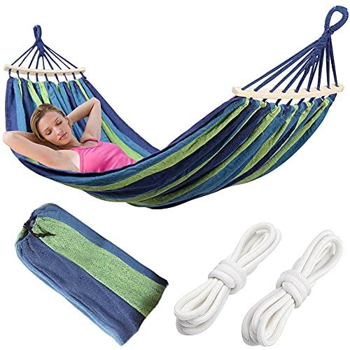 amaca singola Speyang Amaca Swing Cotone per Il Campeggio da Viaggio