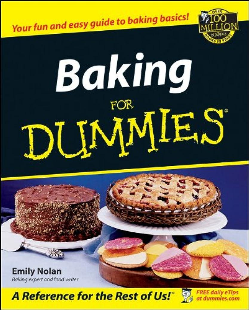 市の中心部ルアー記者Baking For Dummies (English Edition)