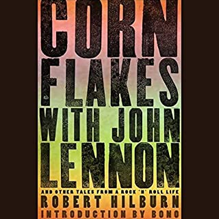 Cornflakes with John Lennon audiobook cover art