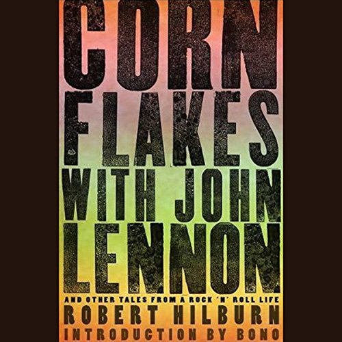 Cornflakes with John Lennon audiobook cover art