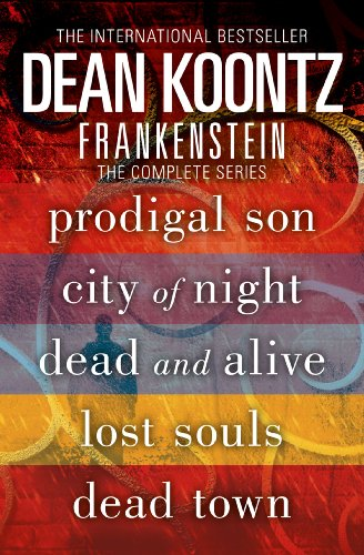 Frankenstein: The Complete 5-Book Collection (English Edition)