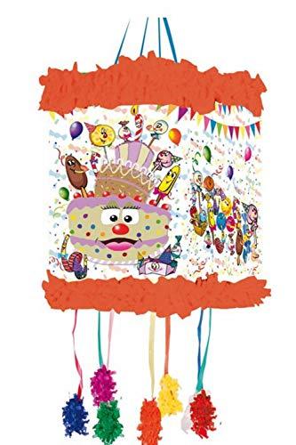 Verbetena - Piñata viñeta Sweet Party, 20x30 cm (012600096)