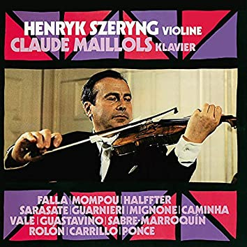 Henryng Szeryng Recital