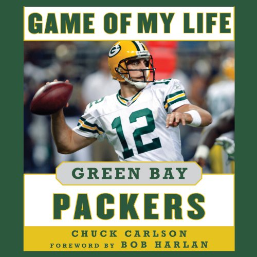 Game of My Life Green Bay Packers audiobook cover art