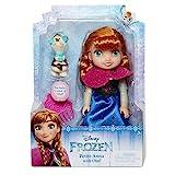 Jakks Pacific France- Disney Princess Poupée Reine Des Neiges 15Cm - Modèle Aléatoire (09032-V1)...