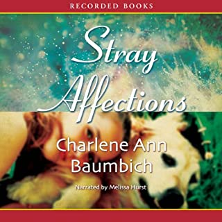 Stray Affections audiobook cover art