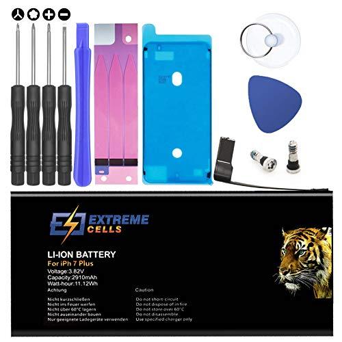 Extremecells accu voor Apple iPhone 7 Plus incl. gereedschapsset - reserveaccu tool set batterij