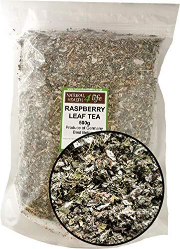 Te de hojas de frambuesa – 500 g – en bolsa resistente