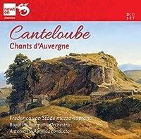 カントルーブ:オーヴェルニュの歌(Canteloube: Chants d'Auvergne)[2CDs]
