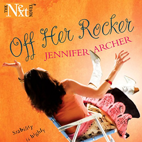 Off Her Rocker audiobook cover art
