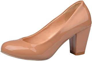 fd50e5bc75f64 Amazon.com: Orange - Pumps / Shoes: Clothing, Shoes & Jewelry