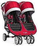 Baby Jogger City Mini Gemelar - Silla de paseo,...