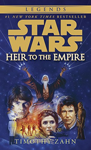 Heir to the Empire (Star Wars) [Idioma Inglés]: 1 (Star Wars: The Thrawn Trilogy - Legends)