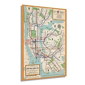 Best subway map art Reviews