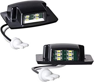 MOFORKIT LED License Plate Light White Compatible with 1994-2002 Dodge Ram 1500 2500 3500