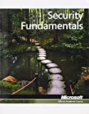 Exam 98-367 Security Fundamentals by Microsoft Official Academic Course (2011-04-05)
