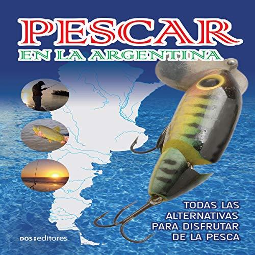 Diseño de la portada del título Pescar en la Argentina