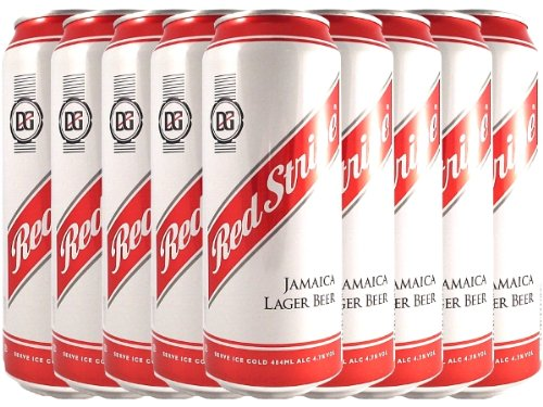 Red Stripe Jamaica Lager (24x440ml) incl. DPG Pfand