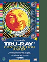 PAC103053 - Pacon Tru-Ray Construction Paper