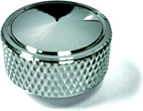 Pirate Mfg Chrome Knurled Air Cleaner Wing Nut 1/4