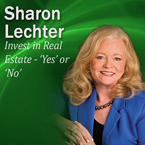 Invest in Real Estate - 'Yes' or 'No' audiobook cover art