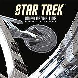 Star Trek: Ships Of The Line 2020 Calendar - Official Square