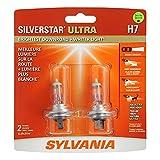 SYLVANIA H7 SilverStar Ultra High Performance Halogen...