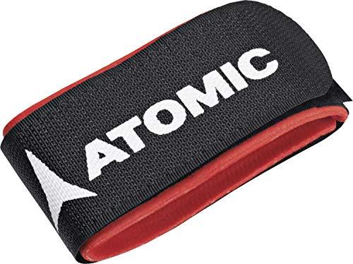 ATOMIC Unisex-Adult ECO SKI FIX 10 PCS Skitaschen, Black, NS
