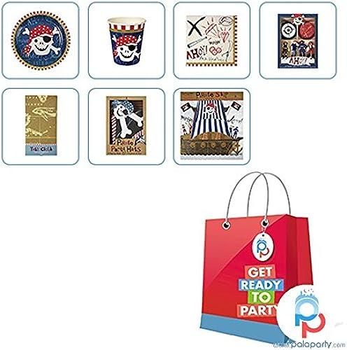 liquidación hasta el 70% Kit de accesorios para fiestas pirata pirata pirata Deluxe  marcas en línea venta barata