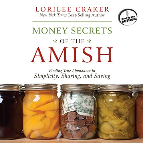 Money Secrets of the Amish audiobook cover art