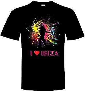 Men's I Love Ibiza T-Shirt