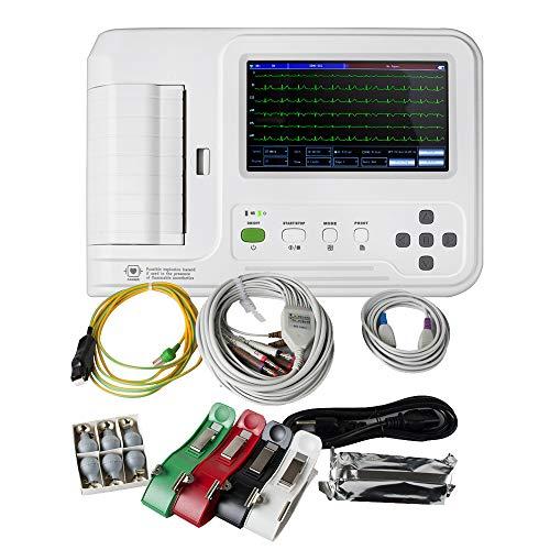 Denshine Electrocardiografo Digital Portátil